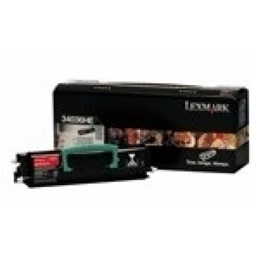 Lexmark 34016HE Toner Cartridge Return Program - HC Black Genuine