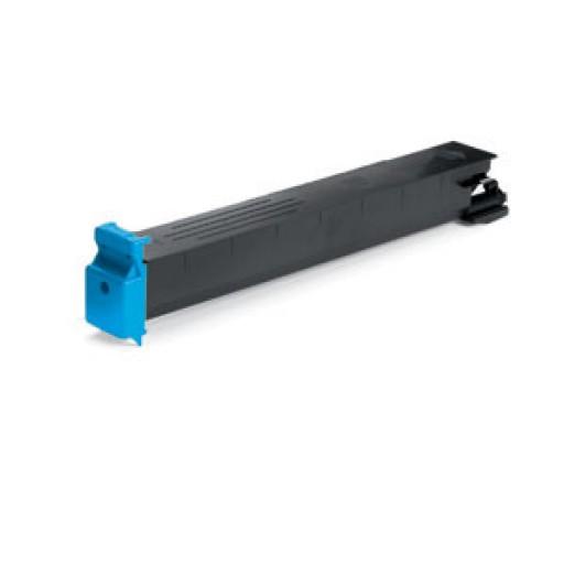 Konica Minolta TN213C Toner Cartridge Cyan, A0D7452, C203, C253 - Compatible