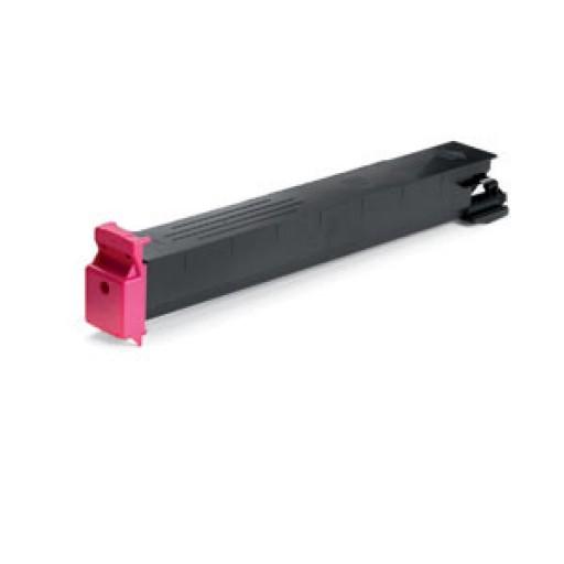 Konica Minolta TN213M Toner Cartridge Magenta, A0D7352, C203, C253 - Compatible