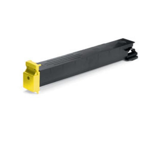 Konica Minolta TN213Y Toner Cartridge Yellow, A0D7252, C203, C253 - Compatible