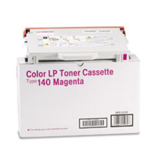 Ricoh 402099 Toner Cartridge Magenta, Type 140, CL1000 - Genuine