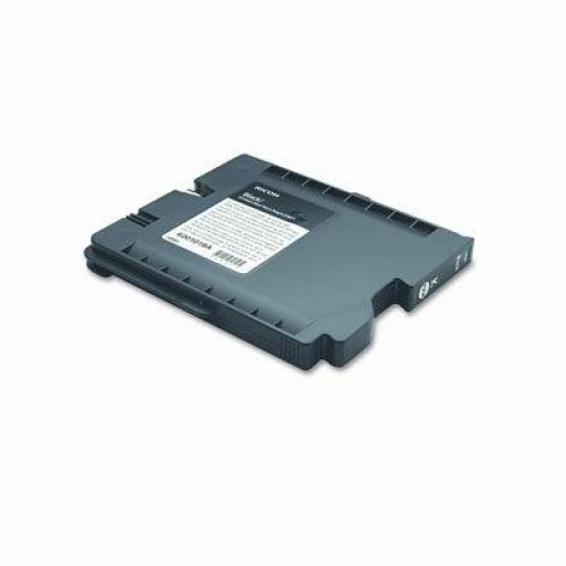 Ricoh 402280 Ink Cartridge HC Black, G500, G700 - Genuine