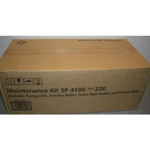 Ricoh 406643, Fuser Unit Maintenance Kit, Type 220, SP4100, SP4110,  SP4210- Original