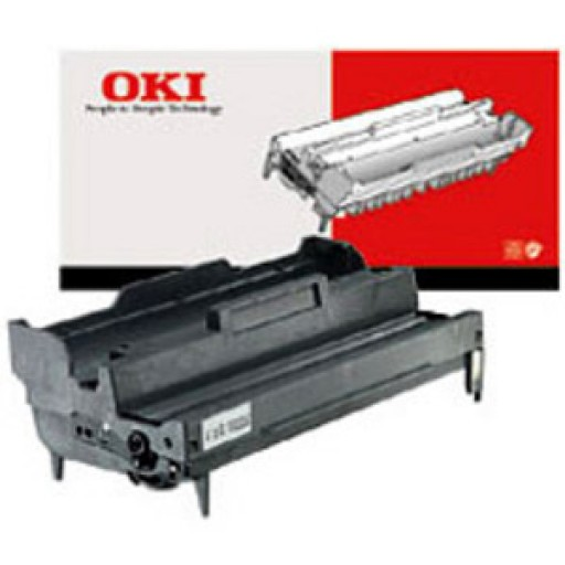 Oki 43870007, Image Drum Unit- Cyan, C5650, C5750- Genuine