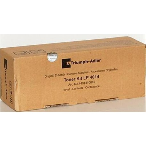 Triumph-Adler LP4014 Toner Cartridge - Black Genuine (4401410015)
