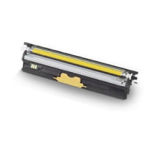 Oki 44250717, Toner Cartridge- Yellow, C110, C130, MC160- Original