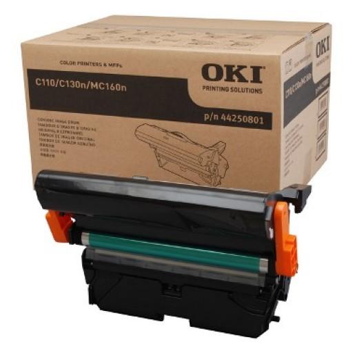 Oki 44250801, Image Drum, C110, C130, MC160- Original