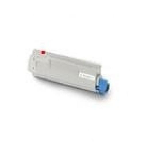 Oki 43324422 Toner Cartridge Magenta, C5550, C5800, C5900- Genuine