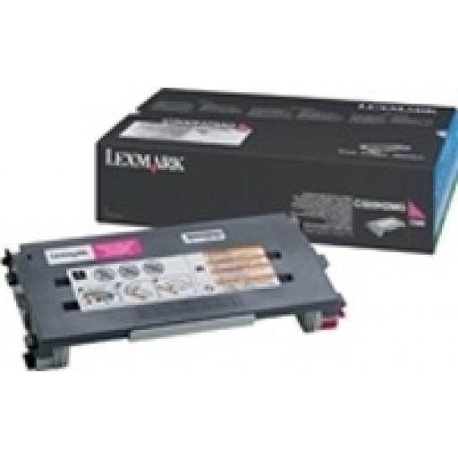 Lexmark C500H2MG, Toner Cartridge HC Magenta, C500- Original