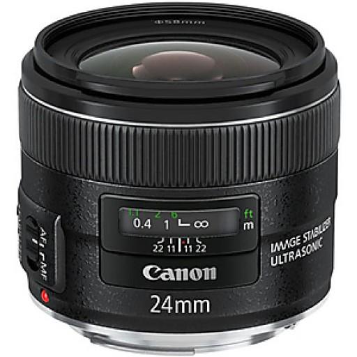 Canon Ef 24mm f2.8 IS Usm Lens