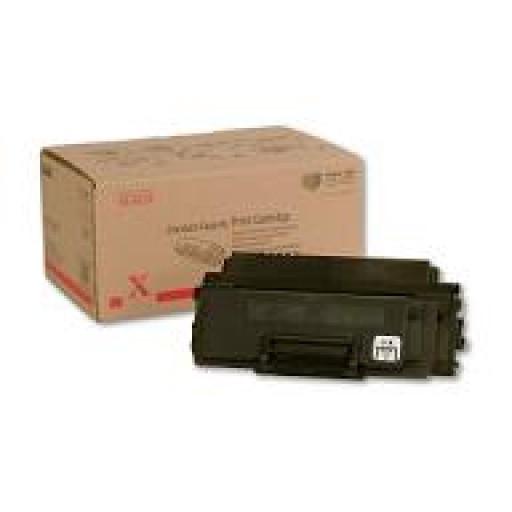 Xerox 106R00687, Toner Cartridge- Black, Phaser 3450- Original
