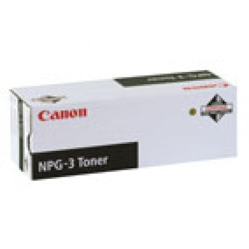 Canon 1374A002AA NPG3 Toner Cartridge - Black Genuine