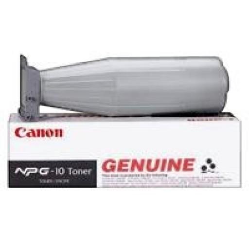 Canon 1381A003AA, Toner Cartridge Black, NP6050- Original