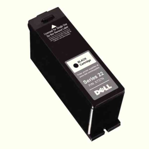 Dell 592-11327, Ink Cartridge HC Black, P513W, V313- Original
