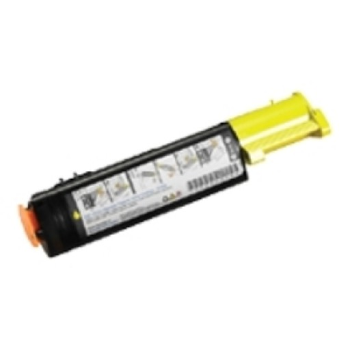 Dell WH006 593-10156 Toner cartridge - Yellow Genuine