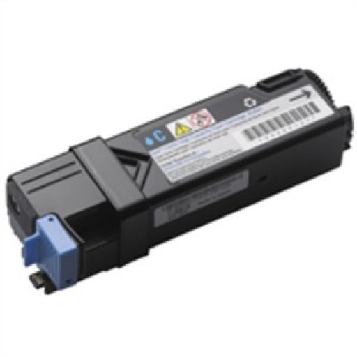 Dell 593-10259, Toner cartridge- HC Cyan, 1320- Original