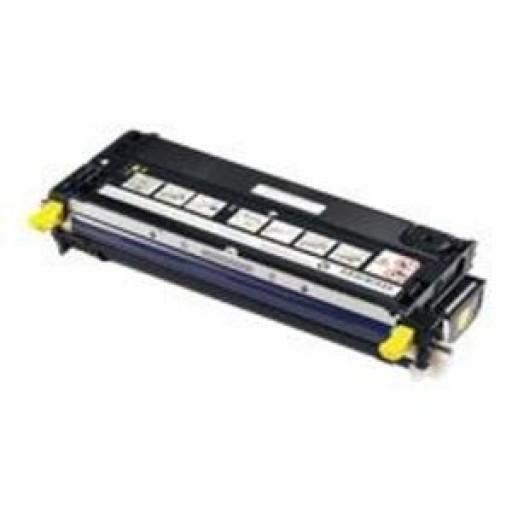 Dell 593-10291, Toner cartridge HC Yellow, 3130CN, H515C- Original
