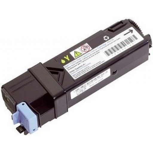 Dell 593-10314, Toner cartridge HC Yellow, 2130CN, 2135CN- Original