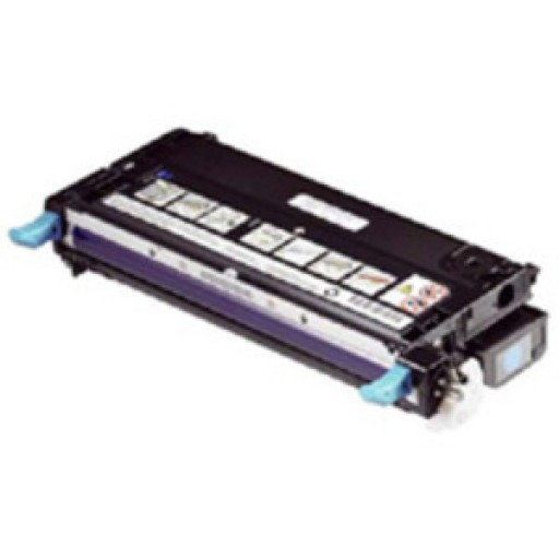 Dell 593-10369, Toner cartridge HC Cyan, 2145CN- Original