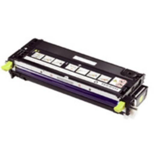 Dell 593-10375, Toner cartridge Yellow, 2145CN- Original