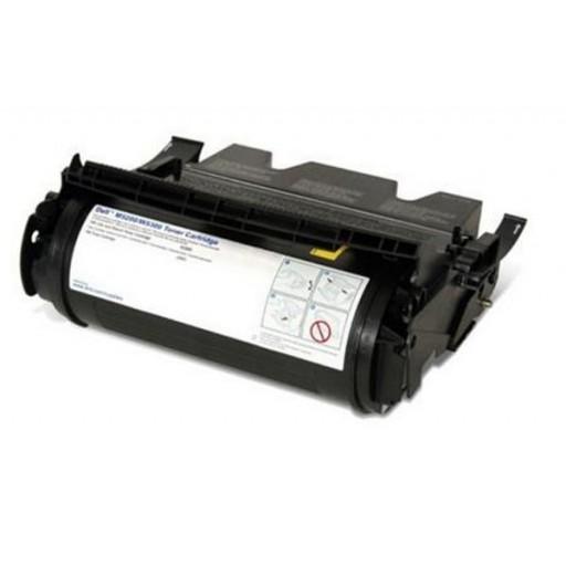 Dell 595-10009, Toner Cartridge HC Black, 5210n- Original