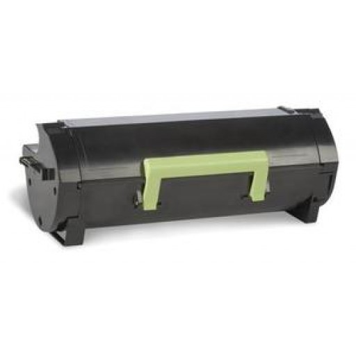 Lexmark 602X, Extra HC Return Program Toner Cartridge- Black, MX510, 511- Genuine