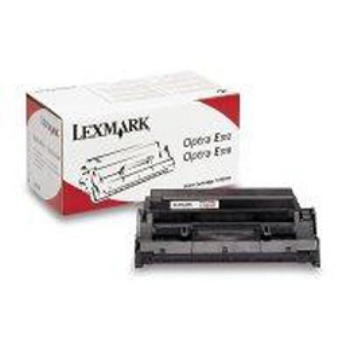 Lexmark E310, E312 Toner Cartridge - HC Black Genuine (13T0101)