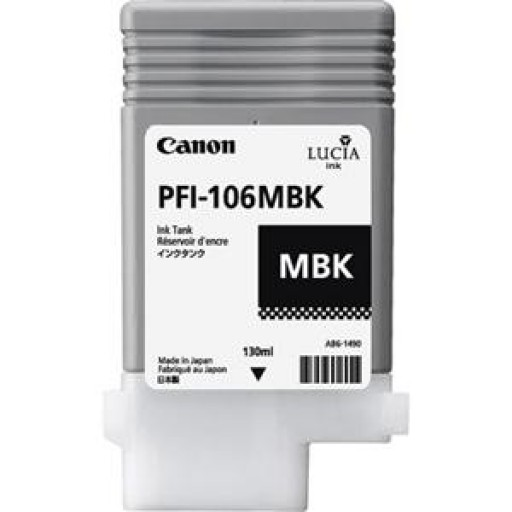 Canon IPF6400 Ink Tank - Photo Matte Black, 6620B001AA