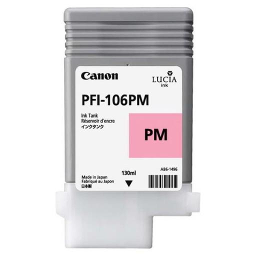 Canon PFI-106PM Ink Tank - Photo Magenta, 6626B001