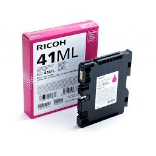 Ricoh 405767, Ink Cartridge Magenta, GelJet SG2100N, SG3100, SG3110DN- Original