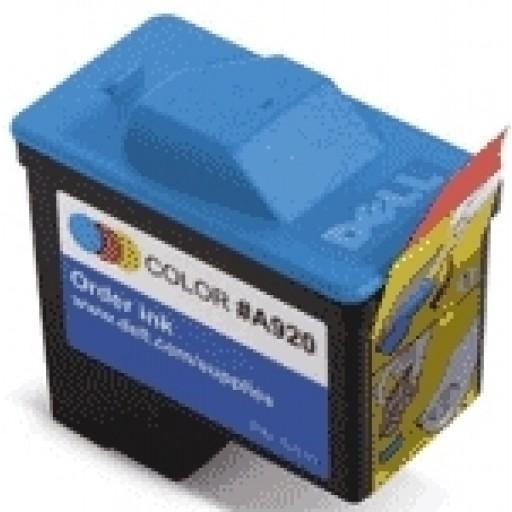 Dell T0530 592-10040 Ink Cartridge Tri-Colour - Genuine