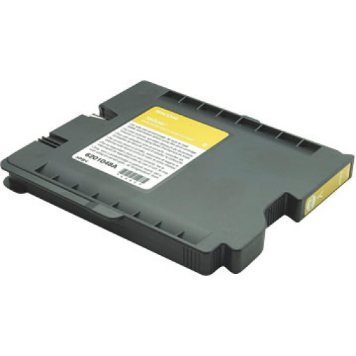Ricoh 405539 Gel Cartridge Yellow,GX5050, GX7000 - Genuine