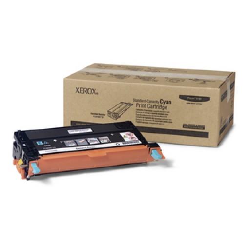 Xerox 113R00719, Toner Cartridge Cyan, Phaser 6180- Original