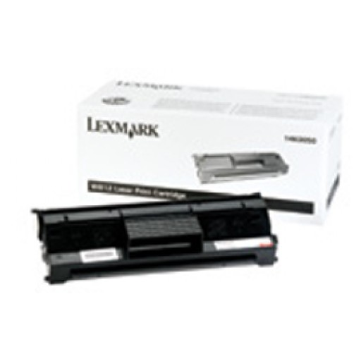 Lexmark 0014K0050 Toner Cartridge - Black Genuine