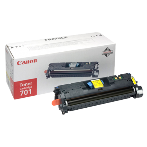 Canon 9284A003AA, Toner Cartridge- HC Yellow, MF8180C, LBP5200- Original