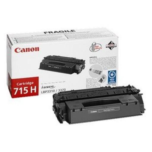 Canon 1976B002AA, Toner Cartridge HC Black, LBP3310, 3370- Original