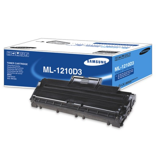 Samsung ML-1210D3 Toner Cartridge - Black Genuine