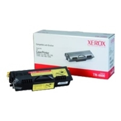 Brother TN-6600, TN6600 black toner cartridge, -Xerox 003R99700 - HC Black, Compatible