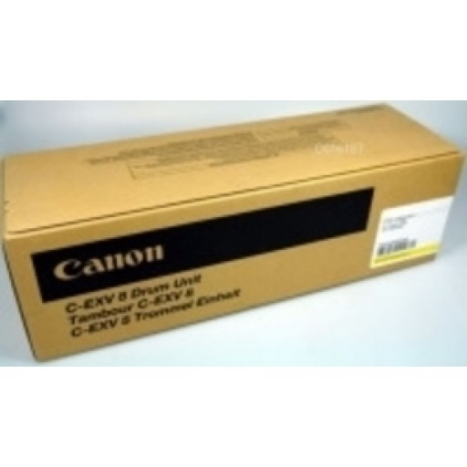 Canon 7622A002AA, Drum Unit- Yellow, CLC2620, 3200, IRC2620, 3200- Genuine