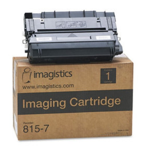 Pitney Bowes PB814-8 Toner Cartridge - Black Genuine