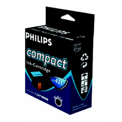 Philips PFA-421 Ink Cartridge - Black Genuine