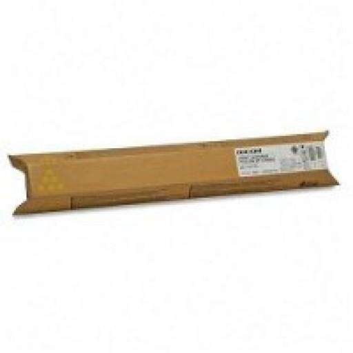 Ricoh 820117, Toner Cartridge Yellow, SP C820, SP C821- Original