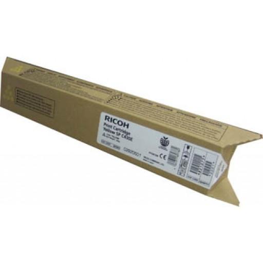 Ricoh 821095, Toner Cartridge Yellow, SP C430, SP C431- Original