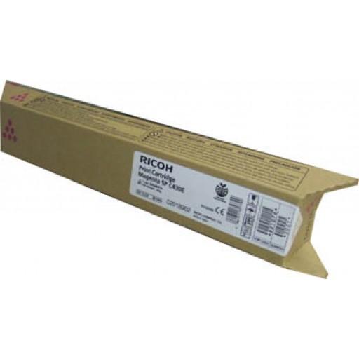 Ricoh 821096, Toner Cartridge Magenta, SP C430, SP C431- Original