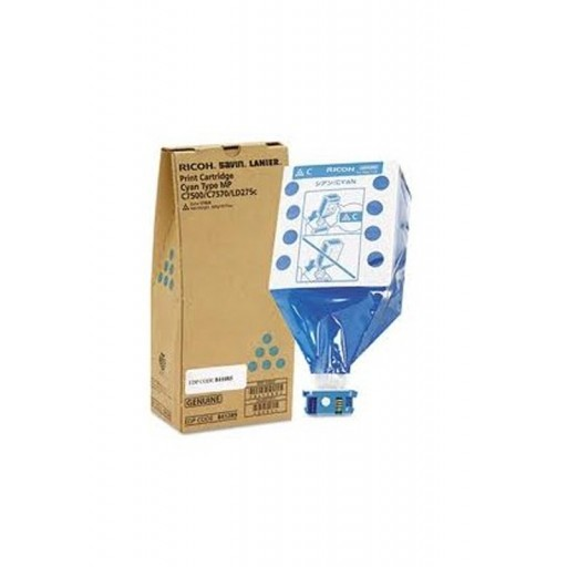 Ricoh 841401, Toner Cartridge Cyan, MP C6000, MP C7500- Original