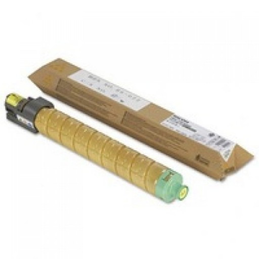 Ricoh 841302, Toner Cartridge Yellow, MP C300, C400, C401- Original
