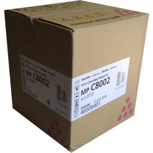 Ricoh 841786, Toner Cartridge Magenta, MP C8002, C6502- Original