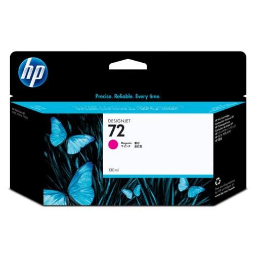 HP C9372A No.72 Ink Cartridge - HC Magenta Genuine