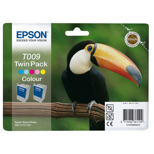 Epson T009 Ink Cartridge - 5 Colour Multipack Genuine