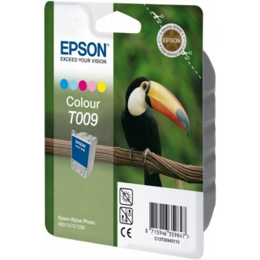Epson T009 Ink Cartridge - 5 Colour Genuine